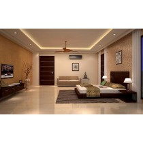 BEDROOM DESIGN - Vibrating Bronze