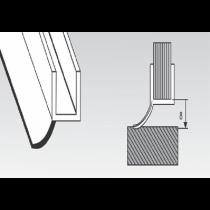Hardwyn Plastic Profile HEPS - 08