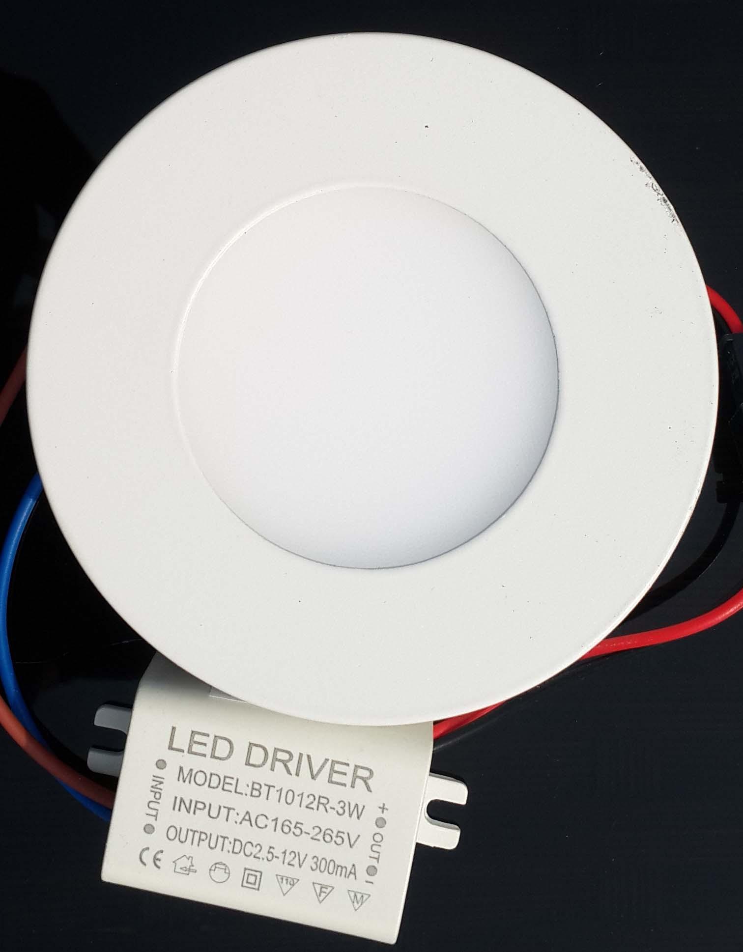 3 Watt LED Down Light