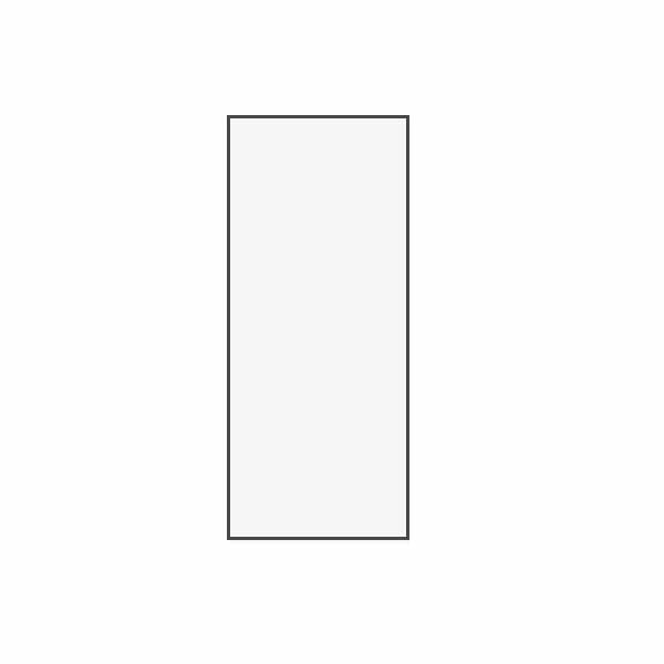 Blank Plate White
