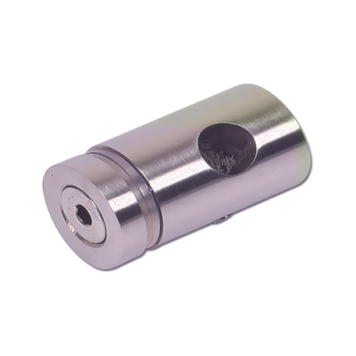 Hardwyn Rail Glass to Carry on Connector For 12 mm Mid Rail, HRBF-ACC-GC-101