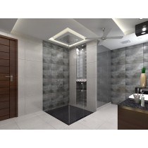 Bathroom Design - Shades of Clouds