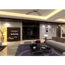 Living Room Design - Enjoy with extended family