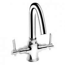 sink mixer with normal swivel spout 450 mm