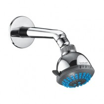 5 flow overhead massage shower (RITZ)