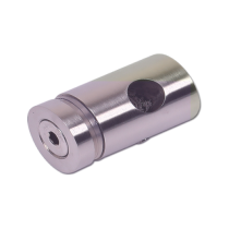 Hardwyn Rail Glass to Hold Connector For 12 mm Mid Rail, HRBF-ACC-GC-101