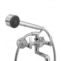 Wall mixer telephonic without crutch