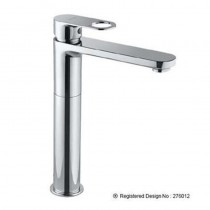 single lever basin mixer 300mm with flag