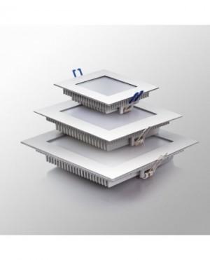6 Watt SquareShaped LED Downlighter